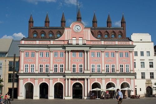 Ayuntamiento de Rostock