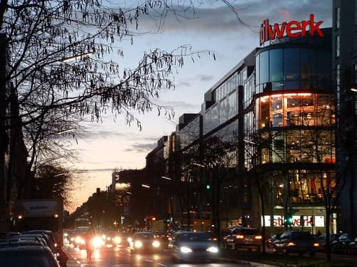 Centro comercial Stilwerk