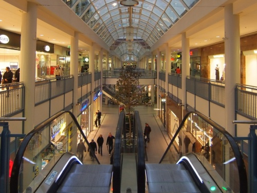 Centro Comercial Sophienhof en Kiel