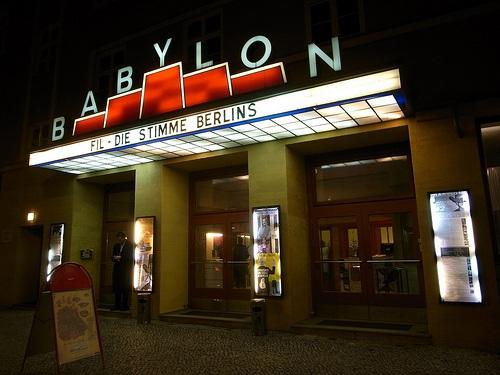 Cine en Berlin