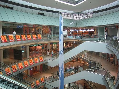Centro comercual en Kassel
