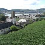Chocolates y vino, de compras por Rüdesheim