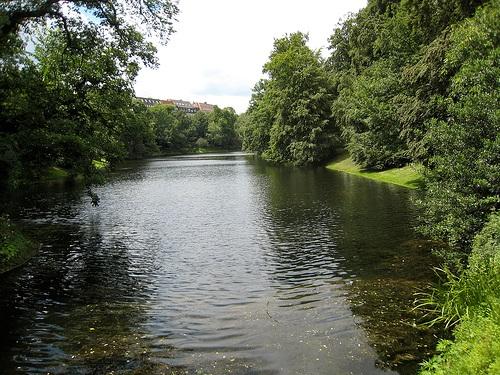 Rio Weser en Bremen
