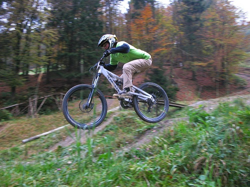 Ciclismo de Montaña en Winterberg