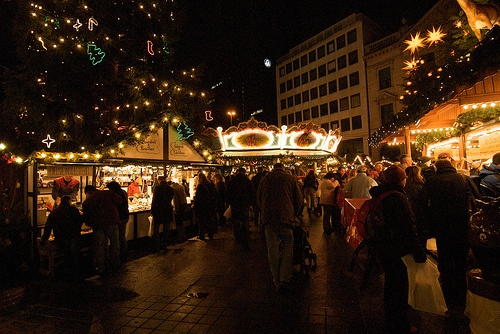 Navidad en Dusseldorf