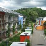 Vauban y Riesefeld, ecobarrios de Alemania