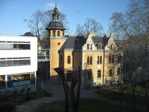Edificio Max Planck