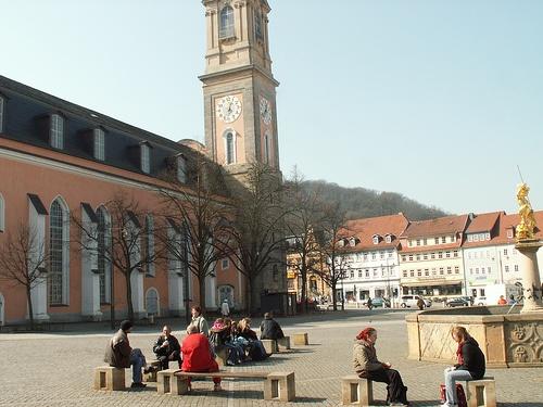 Plazoleta de Mercado de Eisenach
