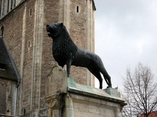 El leon de Braunschweig