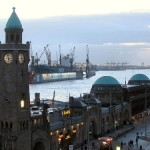 Embarcaderos de St. Pauli en Hamburgo