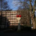 Esculturas callejeras en Münster