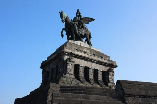 Estatua de Guillermo I de Alemania