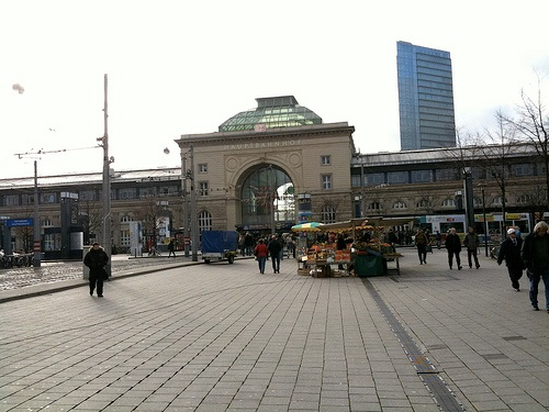 Estacion Central de Mannheim