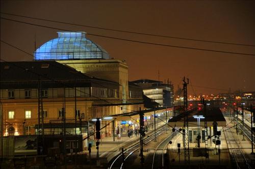 Estacion de Mannheim