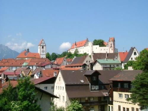 Castillo Hohes Schloss