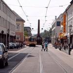 Historia de Karlsruhe en sus exhibiciones