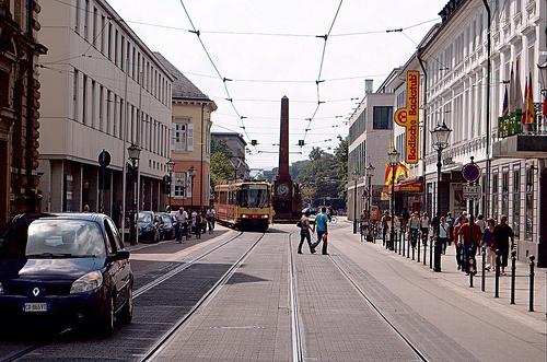Calle de Karlsruhe