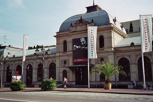 Festspielhaus en Baden Baden