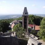 Castillo de Frankenstein, lugar de leyenda