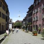 Freiburg Bächle, particular atractivo en Friburgo