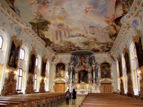 Iglesia Maria de la Victoria, Ingolstadt