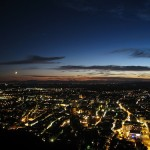 Salir en Friburgo a disfrutar de la noche
