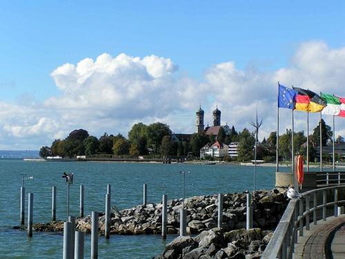 Friedrichshafen y el Lago Constanza