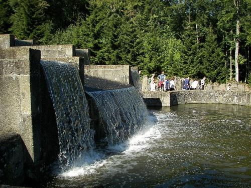 Agua en Wilhelmshohe