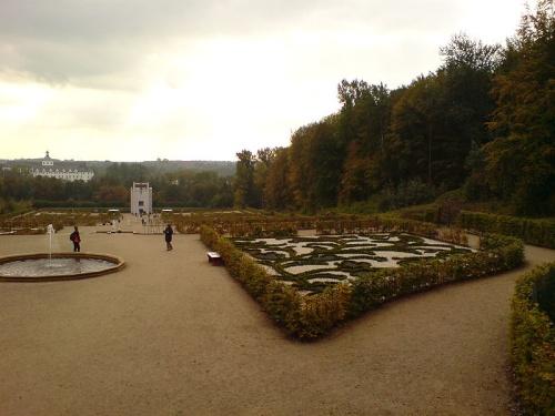 Neuwerkgarten en el Palacio Gottorf