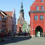 Greifswald, ciudad de artistas e inventores