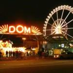 Hamburger Dom, tres ferias al año en Hamburgo