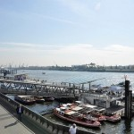 Historia y comercio en el Puerto de Hamburgo