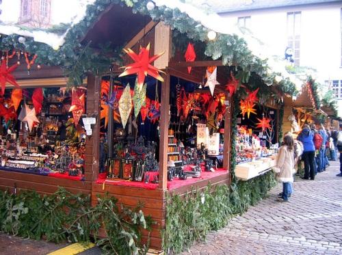 Heidelberg en Navidad
