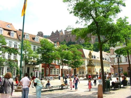 Restaurantes en Heidelberg