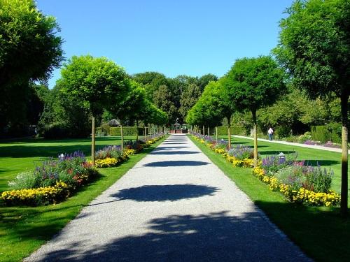 Jardín Botánico de Ausgburgo