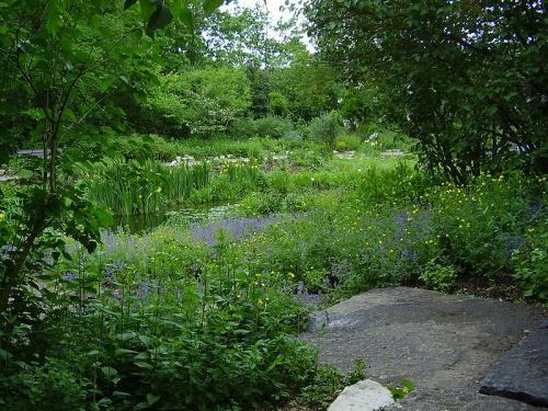 Jardin Aromatico en Erlangen