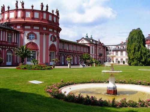 Parque del Palacio Biebrich
