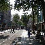Kaiserstrasse, compras y diversión en Karlsruhe