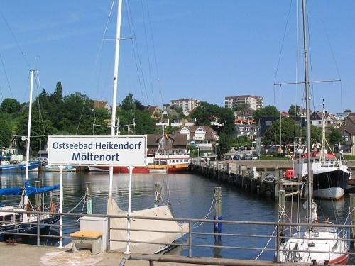 Embarcaciones en Kiel