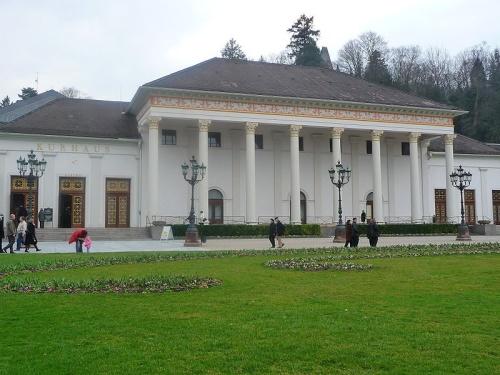 Kurhaus en Baden-Baden