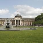 Kurhaus de Wiesbaden, centro de la cultura