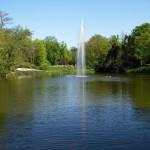 Visita natural al Kurpark Wiesbaden
