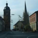 Lichtenfels, su palacio y sus torres históricas