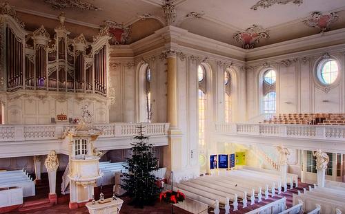 Interior de Ludwigskirche