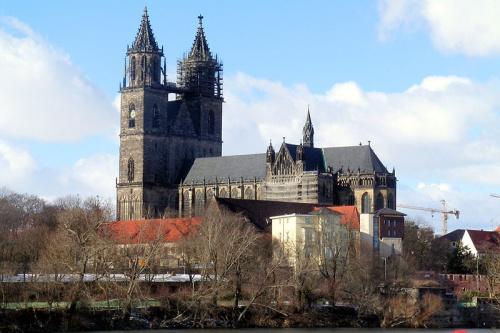 Catedral Gótica de Magdeburgo