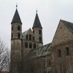 Historia de Magdeburgo en sus construcciones