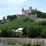 Fortaleza Marienberg, un palacio en Wurzburgo