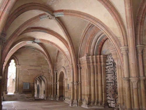 Interior de Monasterio de Maulbronn