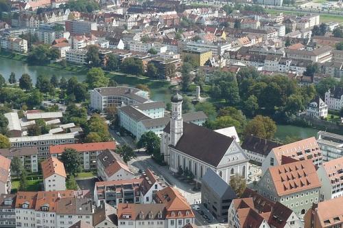 Panorama de Ulm