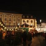 Mercado navideño de cuento de hadas en Kassel